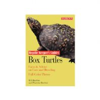 Barrons Reptile Keeper Guide -  Box Turtles